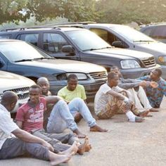 40 stolen vehicles recovered from 52 year old car-snatching kingpin (Photo)