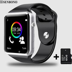 Sports Smartwatch For Android Smartphones