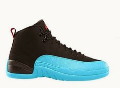 THE SNEAKER ADDICT: Air Jordan 12 Gamma Blue QS Sneaker Available Now (Detailed Look)