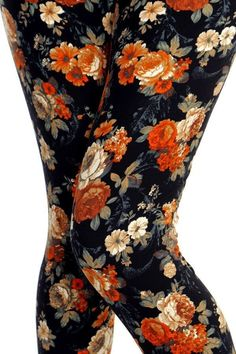 The Blossom legging $15.00 with Free Shipping on orders $25+