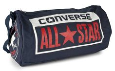 c6906344c8c1 Converse Legacy Duffel Bag - Athletic Navy