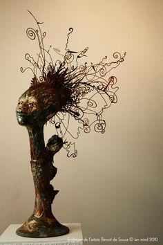 Photo d'oeuvre d'art Benoit de Souza by Ian Mind, via Behance