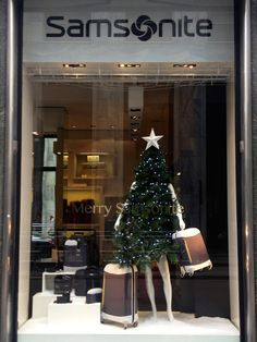 Samsonite Natale 2013  Fashion Tree