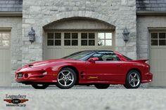 2001 Pontiac Trans Am SLP Firehawk - LGMSports.com