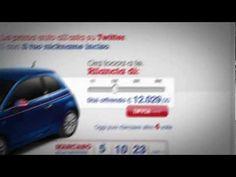 Come aggiudicarsi una Fiat 500 America? Grazie a Twitter e Twitbid! http://mediagu.com