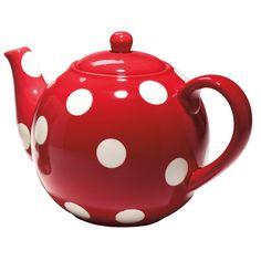 TAG Polka Dot Teapot : 20 to 35