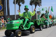 Patrick's Day Parade in Surfside Beach Texas. Surfside Beach Texas, Lake Jackson, Visitors Bureau, Spring Break, Special Events, Winter Vacations