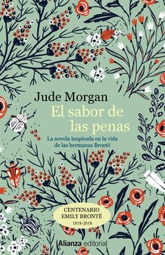 El sabor de las penas, de Jude Morgan