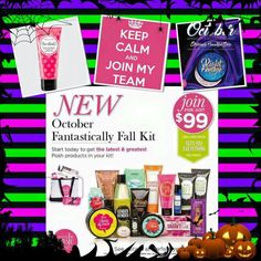 Don't miss out on your chance to start a business this month or to simply pamper yourself with #PerfectlyPosh Fantasticlly Fall Kit. $99 for $255 worth of posh pampering alone. Such a fantastic value! Order yours today before October ends at http://perfectlyposhwemily.po.sh/join #followme #workfromhome