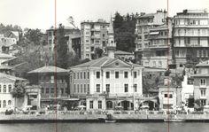 1960 / 70 LER ARNAVUTKÖY ÇAY BAHÇELERİ TEVFİKİYE CAMİİ ALTI TESİSLER