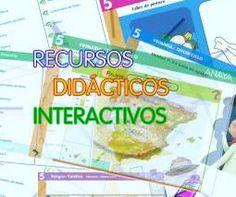 Aplicaciones interactivas para todas las etapas de primaria ANAYA