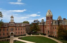 College Campuses - West Virginia University.
