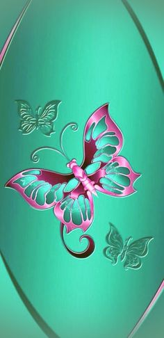 By Artist Unknown. Bling Wallpaper, Heart Wallpaper, Butterfly Wallpaper, Butterfly Art, Cellphone Wallpaper, Cool Wallpaper, Mobile Wallpaper, Wallpaper Backgrounds, Iphone Wallpaper
