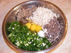 Preparare compozitie drob de pui Grains, Food, Fine Dining, Essen, Meals, Seeds, Yemek, Eten, Korn