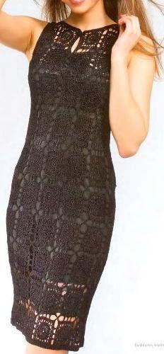 vestidos a ganchillo - Pesquisa do Google