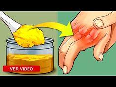Después de este remedio nunca se sentirá dolor de articulaciones y huesos otra vez! - YouTube