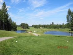 Golf Pirkkala, Tampere Finland