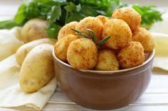 Bolitas de patata - Recetinas