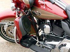 Fondo de Motor Harley Davidson