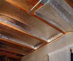 Crawl Space Insulation Applications | ESP® Low-E Northeast Distribution Center Insulation Products