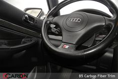 oCarbon - Audi A4 B5 Carbon Fiber Interior Trim for A4, S4 & RS4