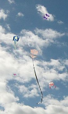 How To Make A Kite: 27 Kites! Fully Illustrated Step-By-Step #Instructions