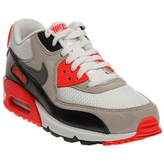 f0d32609de623 Kid s Air Max 90 Premium Mesh (GS) Running Shoe   To view further for this  item