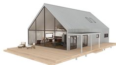 Jet PreFab - Really Cool, Eco-Friendly, Modern, PreFab Homes