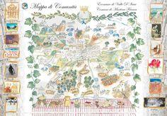 > Mappa di Comunità di Martina Franca (Ta)
