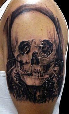 A legjobb tetoválás amit valaha láttam…. » Ütős