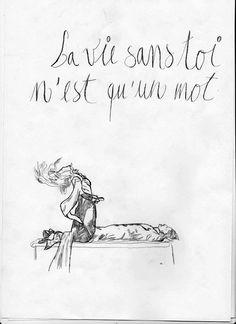 Romeo & Juliette,  Les Enfants de Vérone, second musical. Joy Esther & Damien Sargue, second French cast. Life without you is only a word... #r&jedit