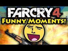 Far Cry 4 FUNNY MOMENTS #1 w/ Gehab | ( Funtage / Funny Moments ) - See the video : http://www.onbrowser.gr/far-cry-4-funny-moments-1-w-gehab-funtage-funny-moments/