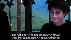 """They aren't moved to tears when you praise them using Rowling's descriptions of various characters. 