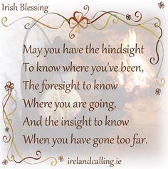Irish Blessing