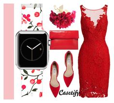 """Casetify"" by aaidaa ❤ liked on Polyvore featuring ML Monique Lhuillier, Marni, Casetify, Nly Shoes and Lipsy"