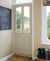 Richmond Mu0026T | External Hardwood Doors | Doors u0026 Joinery | Howdens Joinery & Richmond glazed door | External hardwood doors | Doors u0026 joinery ...