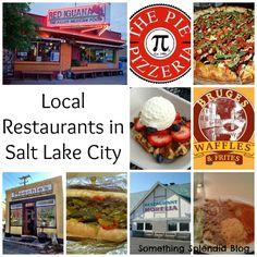 Local Restaurants in Salt Lake City