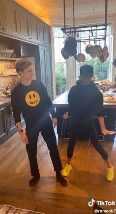 'Spice Up Your Life'! Victoria Beckham Dances to Spice Girls' Hit with Son Romeo, Celebrity Closets, Celebrity Dads, David Beckham Style, David Beckham Son, Beckham Instagram, David And Victoria Beckham, Brooklyn Beckham, Cute Teenage Boys, Christian Siriano