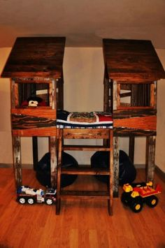 Hut tree house | Do It Yourself Home Projects from Ana White