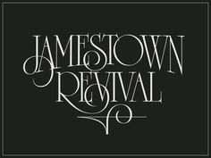 Jamestown Revival designed by Simon Walker. Connect with them on Dribbble; the global community for designers and creative professionals. Portfolio Book, Portfolio Design, Portfolio Layout, Ad Design, Logo Design, Graphic Design, Jamestown Revival, Retro Logos, Vintage Logos