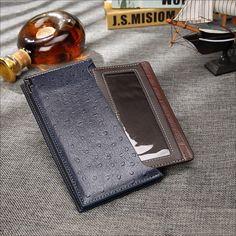 $4.74 (Buy here: https://alitems.com/g/1e8d114494ebda23ff8b16525dc3e8/?i=5&ulp=https%3A%2F%2Fwww.aliexpress.com%2Fitem%2Fnew-fashion-men-wallets-Coin-purse-mens-Long-wallet-male-money-purses-Soft-Card-Case-New%2F32761822995.html ) new fashion men wallets Coin purse mens Long wallet male money purses Soft Card Case New classic soild pattern designer wallet for just $4.74