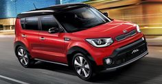 2017 Kia Soul Gets 201 HP 1.6-Liter Turbo Four, 7-Speed Dual-Clutch Transmission #Kia #Kia_Soul