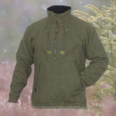 Grey Fox Pullover #bushcraftclothing