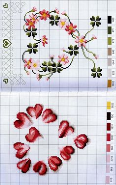 Thrilling Designing Your Own Cross Stitch Embroidery Patterns Ideas. Exhilarating Designing Your Own Cross Stitch Embroidery Patterns Ideas. Cross Stitch Boards, Cross Stitch Heart, Cross Stitch Flowers, Cross Stitch Designs, Cross Stitch Patterns, Cross Stitching, Cross Stitch Embroidery, Art Hama, Wedding Cross Stitch