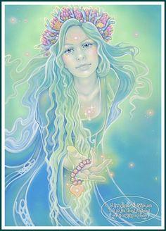 Ravynne Phelan - Six Of Water