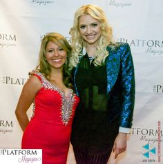 Photo Credit: Jeff Smith NYC Celeb Photographer  Dr. Judy Staveley with Brielle www.theplatformmagazine.com #theplatformmagazinenyc    The Platform Magazine Fashion Show