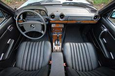 Mercedes Motoring - 1985 300TD Turbo Diesel Station Wagon