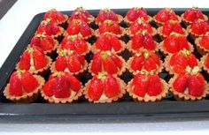 strawberry pastries - Google Search