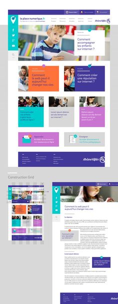 Layout Site, Web Layout, Layout Design, Site Web Design, Flat Web Design, Design Design, Graphic Design, Design Thinking, Banner Site