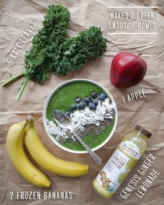 This post is in collaboration with Genesis Juice. I love a good smoothie bowl. I mean, how can you not, when smoothie bowls are the perfect balance of healthy and pretty? When Genesis Juice asked m…